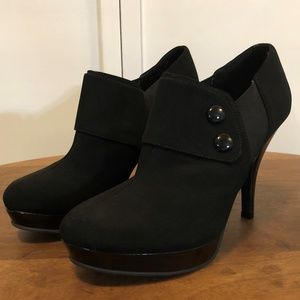 Unlisted by Kenneth Cole Short Boots